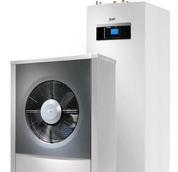 Tepelné čerpadlo vzduch/voda IVT AIR X